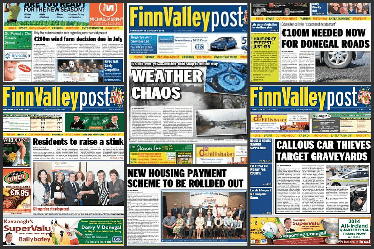 Finn Valley Post